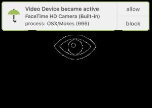 oversight spijuniranje putem web kamere