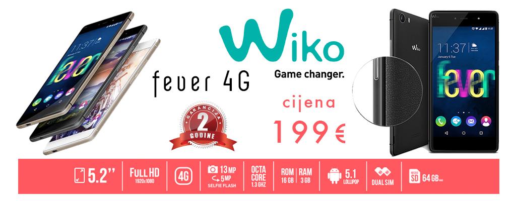 wiko fever
